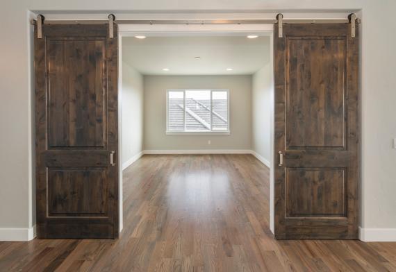 Porte en bois, une tendance à ne pas manquer
