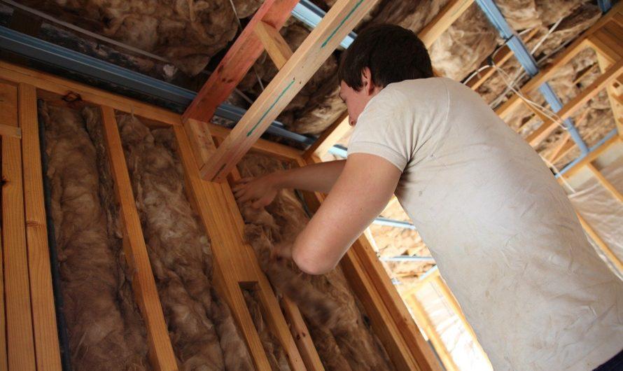 Isolation : faut-il opter pour la laine minérale, l'ouate de cellulose ou l'uréthane giclé