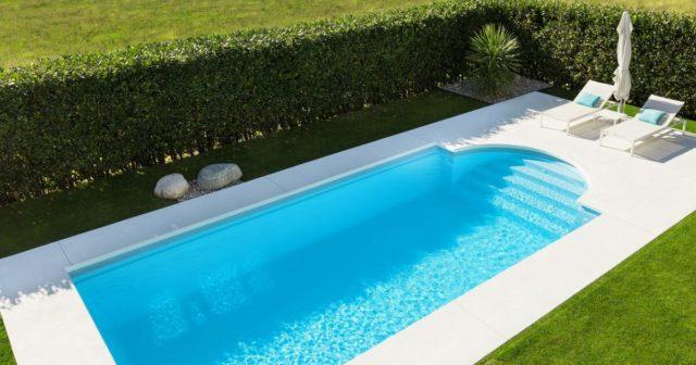 La pose d'une piscine coque: comment ça marche?
