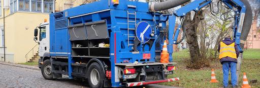 L'hydrocurage: pour nettoyer les canalisations