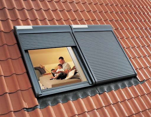 Des fenêtres de toit, pourquoi pas?