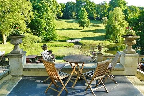 Pourquoi un patio et pas une terrasse?
