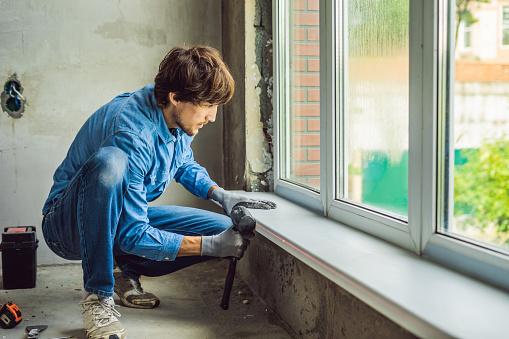 Comment isoler une baie vitrée à galandage ?