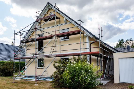 Comment transformer une maison classique en une maison passive ?