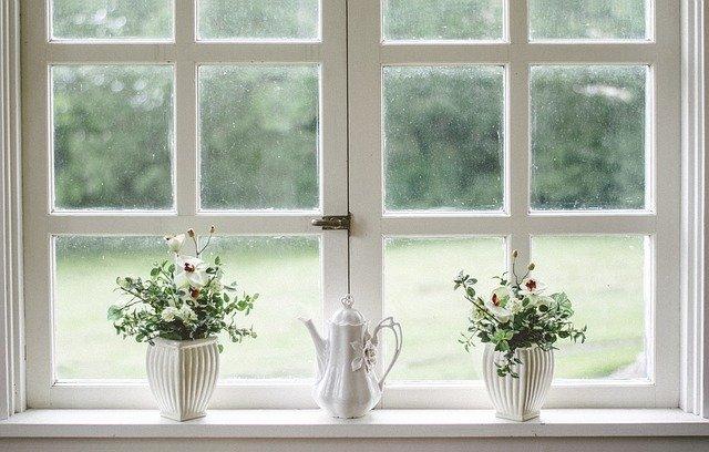Gros plan sur les fenêtres hybrides