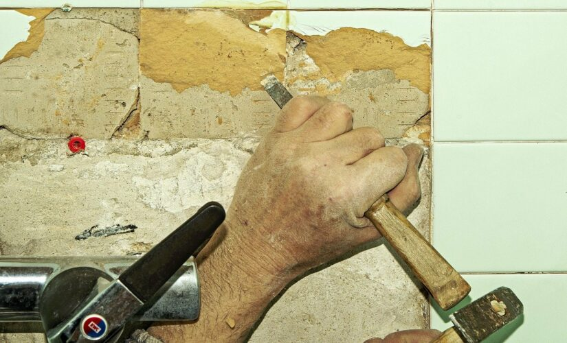 Enlever le carrelage d'une terrasse: les étapes à suivre