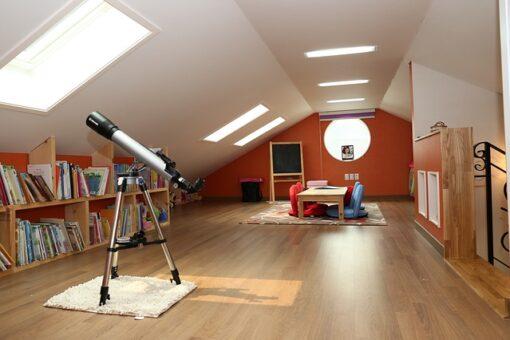 Fenêtre de toit: emplacement et dimensions