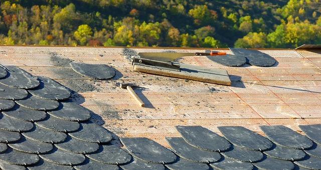 Tout savoir sur les travaux de toiture