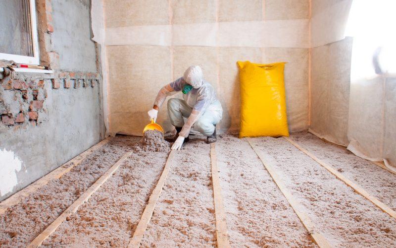 Rénovation d'une maison ancienne: comment isoler convenablement le plancher?