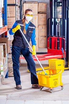 Quel budget prévoir pour le nettoyage industriel?